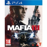 2kgames Ps4 Mafia 3 III Oyun