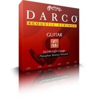 Martin D2200 12-54 Akustik Gitar Teli Darco Phosphor Bronze (Light)