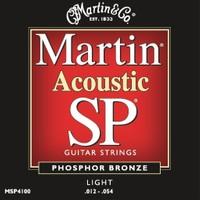 Martin Msp4100 Akustik Gitar Teli - Msp4100 Light