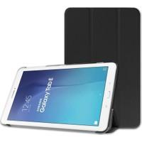 Samsung Galaxy Tab S2 T710 Standlı Kılıf Siyah (Smart Case)
