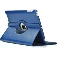 İpad Mini 4 360 Derece Döner Kılıf Mavi