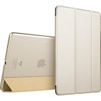 İpad Air Smart Case Standlı Kılıf Gold