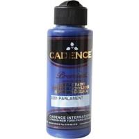 Cadence Premium Akrilik Boya 120ml 0251 Parlement Mavi