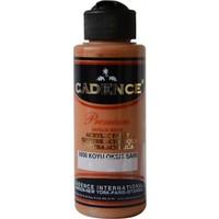 Cadence Premium Akrilik Boya 120ml 0850 Koyu Oksit Sarı