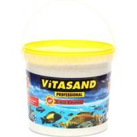 Vitasand Kalsiyum Karbonatlı Yıkanmış Akvaryum Ciklet Kumu 20kg