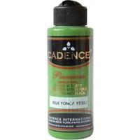 Cadence Premium Akrilik Boya 120ml 8026Yonca Yeşili