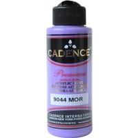 Cadence Premium Akrilik Boya 120ml 9044 Mor