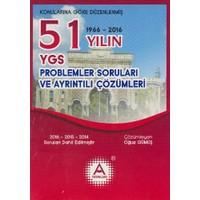 A Yayınları 51 Yılın Ygs Problemler Soruları Ve Ayrıntılı Çözümleri