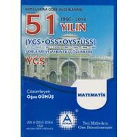 A Yayınları 51 Yılın Ygs Matematik Soruları Ve Ayrıntılı Çözümleri