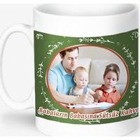 BuldumBuldum Kişiye Özel Babaların Babası Ürünleri - Masa Saati