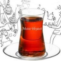 BuldumBuldum Kişiye Özel Çay Bardağı Seti