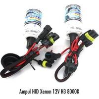 Carpi Carub Ampul Hıd Xenon 12V H3 8000K Adet
