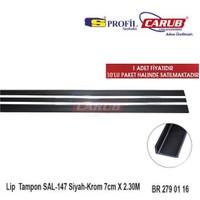 Carub Carpi Lip Tampon Sal-147 Siyah-Krom 7Cmx2.30M