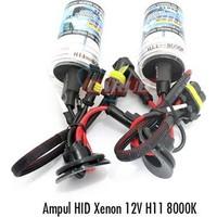 Carub Ampul Hıd Xenon 12V H11 8000K