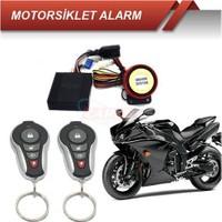 Demircioğlu Alarm Motorsiklet U.K. Siyah Kırmızı
