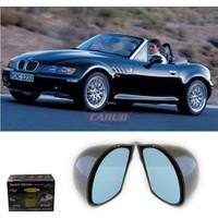 Demircioğlu Ayna Dış Z3 Model Mavi Camlı Siyah