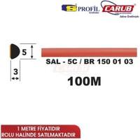 Salman Çıta Sal5C (5Mmx100 Metre) Oranj Fosfor