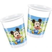 Parti Şöleni Baby Mickey Mouse Bardak