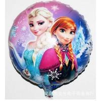 Parti Şöleni Karlar Ülkesi Folyo Balon 1 Adet