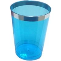 Parti Şöleni Mavi Su Bardağı 6 Adet