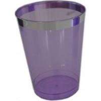 Parti Şöleni Mor Su Bardağı 6 Adet