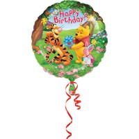 Parti Şöleni Winnie The Pooh Folyo Balon