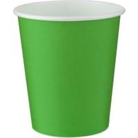 Parti Şöleni Yeşil Karton Bardak 8 Adet