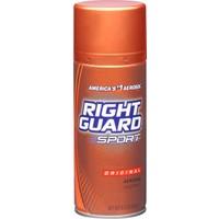 Right Guard Sport Original Aerosol Deodorant