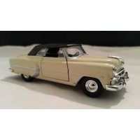 Welly Chevrolet Bel Air 1953 Metal Araba Krem