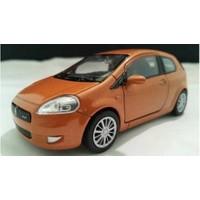 Welly 1:36 Fiat Punto Metal Araba