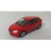 Welly 1:36 Ford Focus St Metal Araba Kırmızı