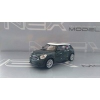 Welly 1:36 Mini Cooper Yeşil Packman
