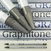 Derwent Suda Çözünebilen Ağaçsız Grafit Kalem 6B Dark Wash