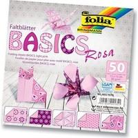 Folia Origami Kağıdı 5 Desen 50 Adet Kağıt 15 X 15 cm