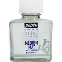 Pebeo Acrylic Matte Medium Mat Akrilik Boya Medyumu 75 ml.