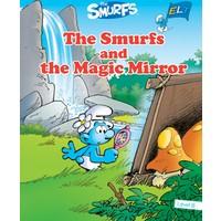 Şirinler The Smurfs And The Magıc Mırror Sb+Wb
