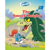 Şirinler The Smurf Knıght Sb+Wb
