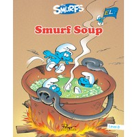 Şirinler Smurf Soup Sb+Wb