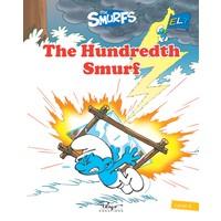 Şirinler The Hundredth Smurf Sb+Wb