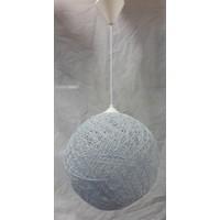 Oyks Balon Model Avize Buz Mavi Renk