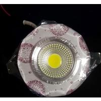 Odalight Dekoratif 5W Cob Led Armatür Rose Beyaz Işık