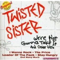 Twısted Sıster - We'Re Not Gonna Take It &