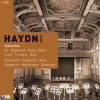 Entremont, Koopman - Haydn: Vol.8 Concertos