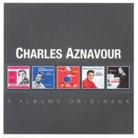 Charles Aznavour - Orıgınal Album Serıes