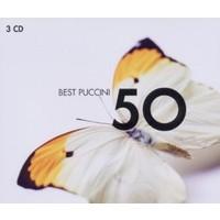 Varıous Artısts (3Cd) - 50 Best Puccını