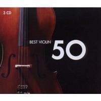 Varıous Artısts (3Cd) - 50 Best Vıolın