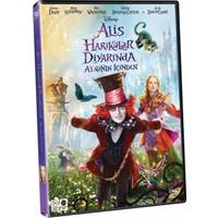 Alice Looking Through Glasses (Alis Harikalar Diyarında: Aynanın İçinden) (Dvd)