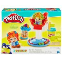 Play-Doh Çılgın Berber Oyun Hamuru