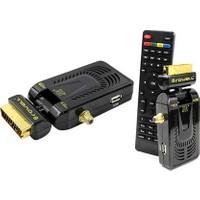 Rowell Rvl 8800 H4+Pvr Mini Dijital Uydu Alıcı