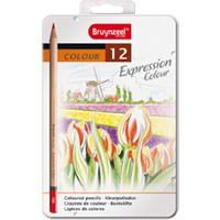 Bruynzeel Expression Colour Kuru Boya Seti 12 Renk